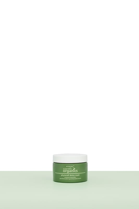 Scientific Organics Phytocell Detox mask